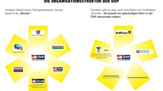 ÖVP Orginisationsstruktur